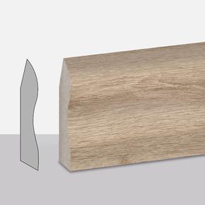 Akasya Süpürgelik 6 cm