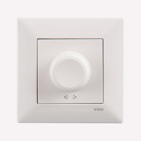 Viko Meridian Dimmer Beyaz