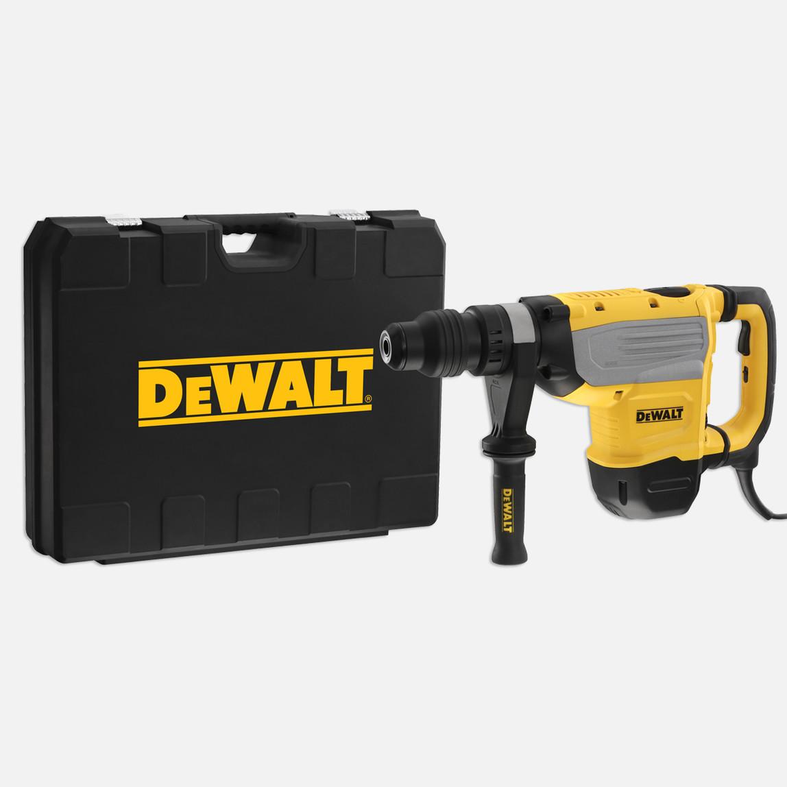 Dewalt D25733K 1600W 8-10Kg 48mm 13.3J Sds-Max Kırıcı/Delici