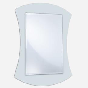 Bizotelli Çift Cam Kare Ayna
