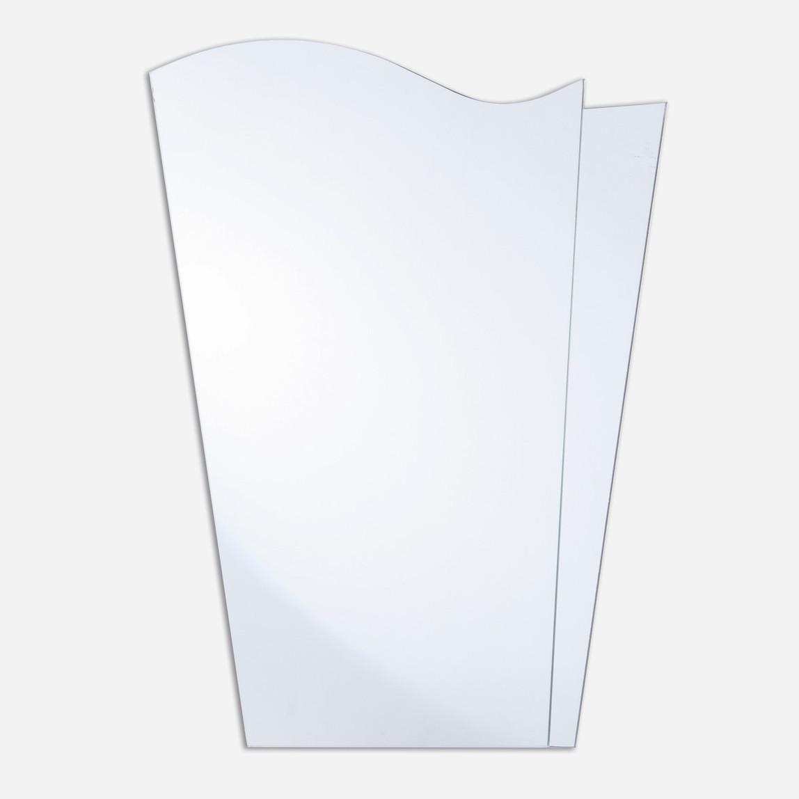 Pirizmatik Rodajlı Çift Cam Ayna