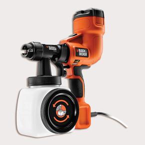 Black&Decker HVLP200 400W Boya Makinesi