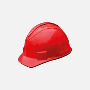 Emniyet Bareti Kırmızı