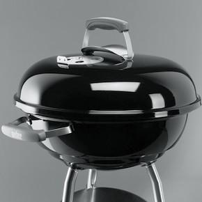 Weber Compact Kettle Siyah Kömürlü Mangal 47 cm