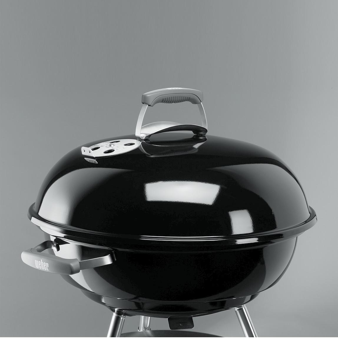 Weber Compact Kettle Siyah Kömürlü Mangal 57 cm