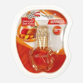 Space Dekoratif Şişe Oto Kokusu Mango