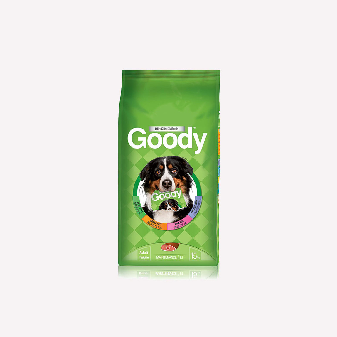 Goody Etli Maintenance Yetişkin Köpek Maması 15 kg