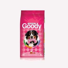 Goody Kuzu Etli ve Pirinçli Yetişkin Köpek Maması 15 kg