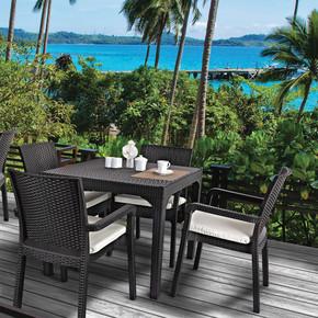 Holiday HK-700 Markiz Sandalye Kahve