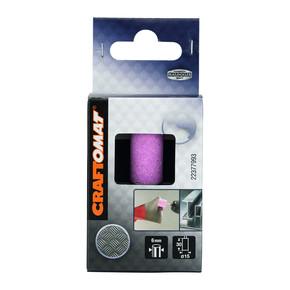 Craftomat Silindrik Parmak Taşlama Taşı 6 mm