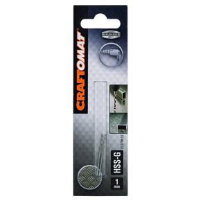Craftomat HSS-G Metal Matkap Ucu 1 mm