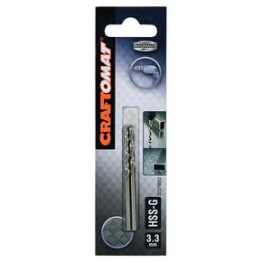 Craftomat HSS-G Metal Matkap Ucu 3.3 mm