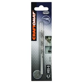 Craftomat HSS-G Metal Matkap Ucu 6.5 mm