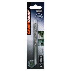 Craftomat HSS-G Metal Matkap Ucu 7 mm