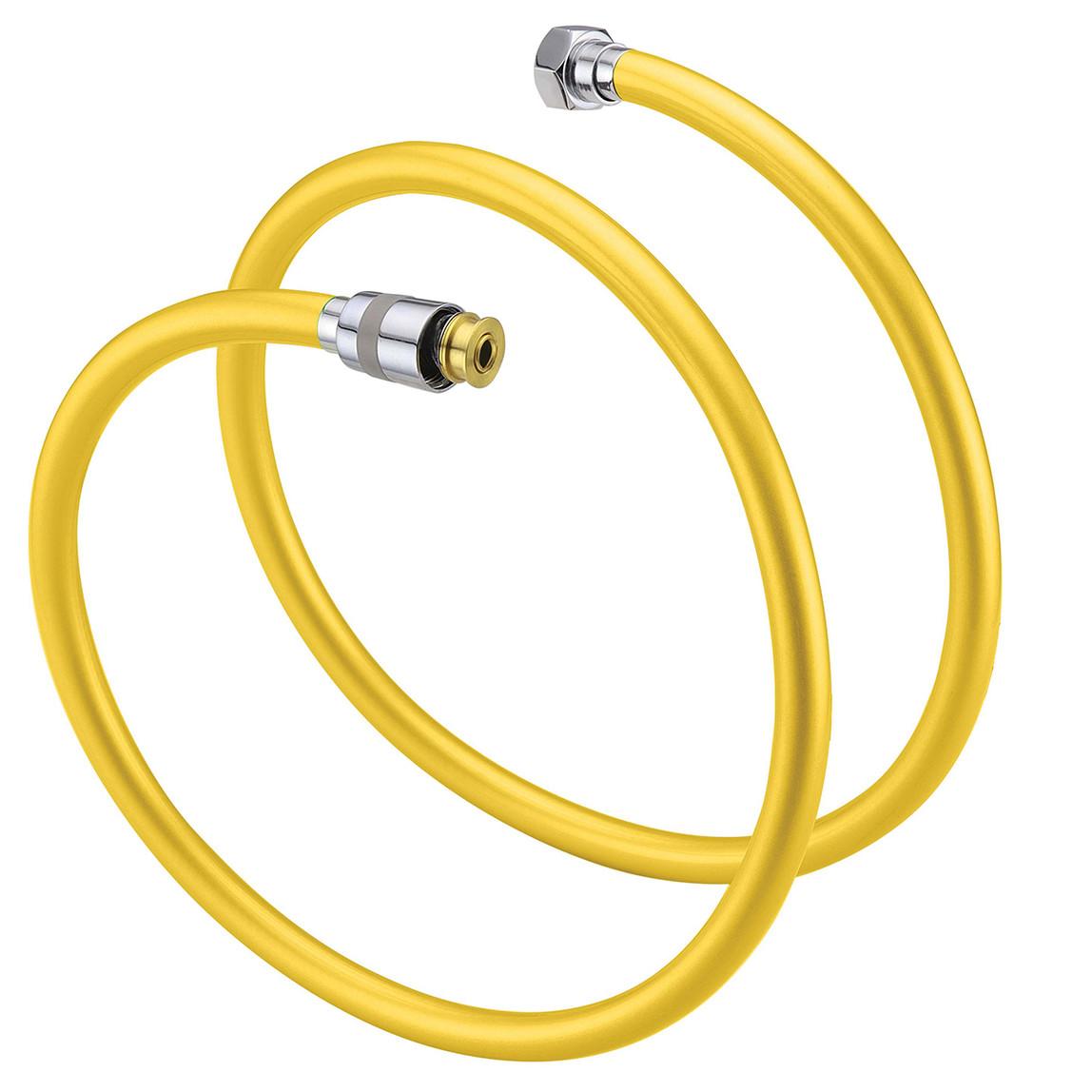 Pvc Duş Hortumu Sarı