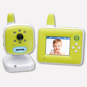Switel BCF 817 Dijital Kameralı Bebek Telsizi