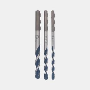 Beton Matkap Ucu 3' lü  5, 6, 8Mm Cyl5  Blue Granıte