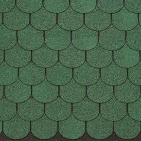 4X4 Yonca Shıngle Yeşil 1Paket=2,61M2