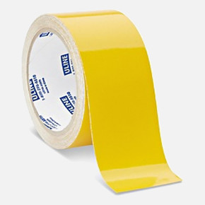 Reflektörlü Bant Sarı