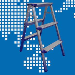 Stabilit 3x2 Çift Basamaklı Merdiven