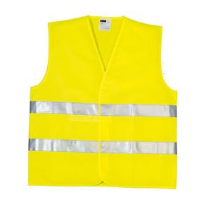 Ar-An Reflektörlü İkaz Yeleği Sarı