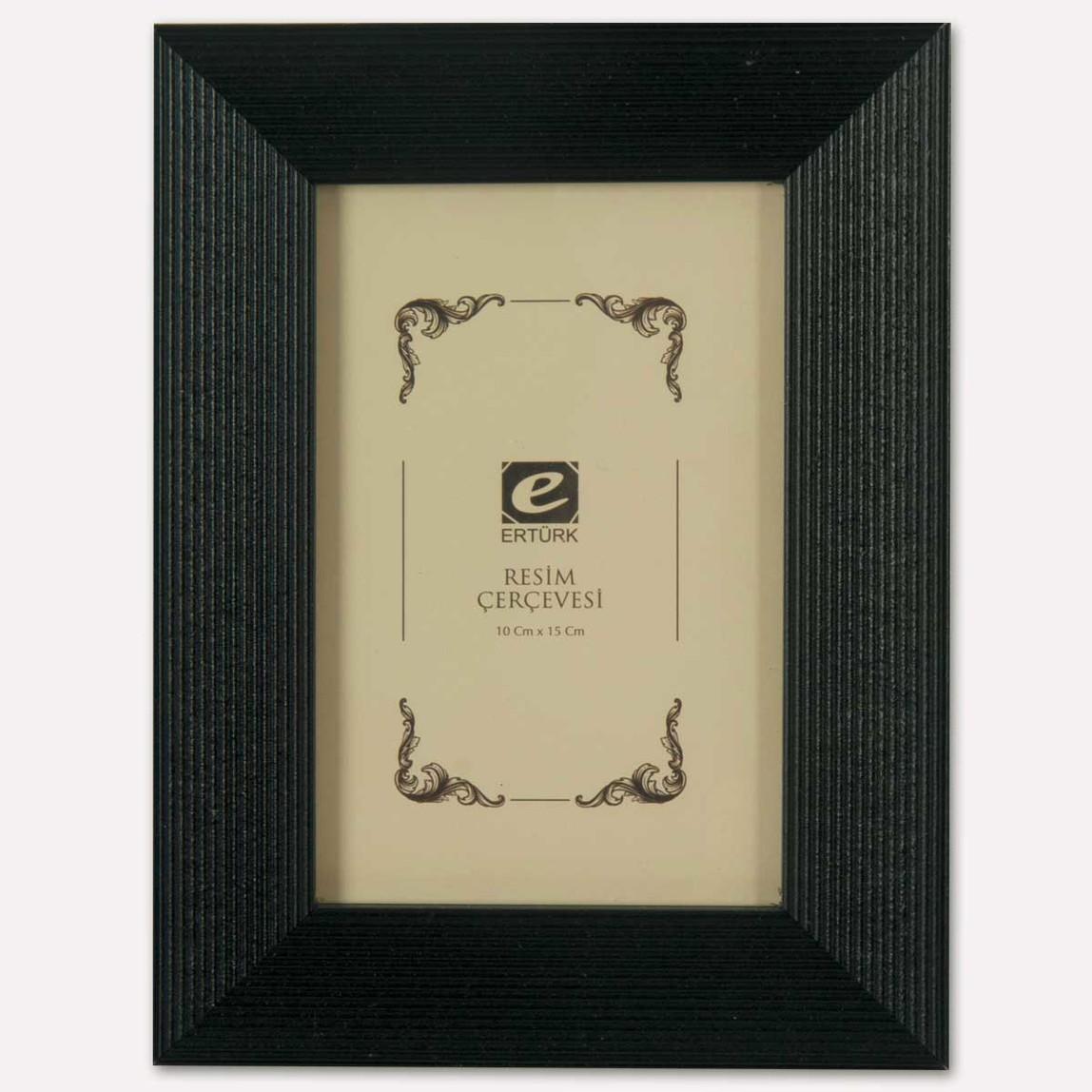 10x15 cm Çizgili Resim Çerçevesi