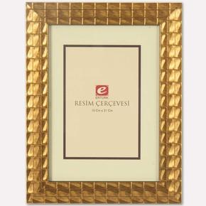 Ertürk 15x21cm Baklava Desenli Resim Çerçevesi