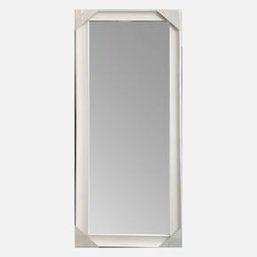 Hazır Çerçeve 60'lık Beyaz Ayna