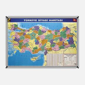 Türkiye Siyasi Harita