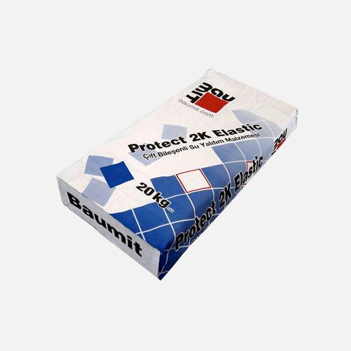Baumacol Protect 2K Elastic Set(20Kg+10Kg) 30kg
