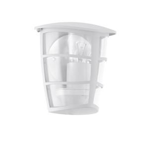 Eglo Aloria 1x60W E-27 Duy Aplik Beyaz