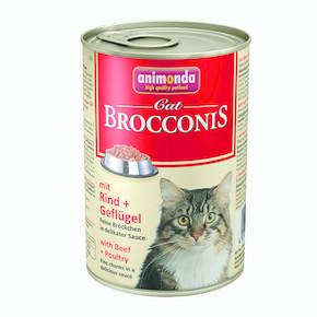 Brocconis Kedi Maması Sığır Tavuk
