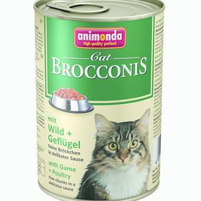 Brocconis Kedi Maması Av Hayvanı Tavuk