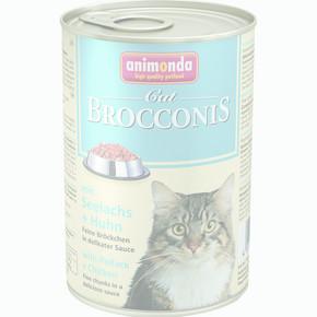 Brocconis Kedi Maması Balık Tavuk