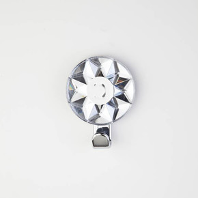 Dekoratif Askı Kristal Naturel