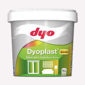 Dyoplast Silikonlu İç Cephe Duvar Boyası