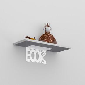 Decormet Book Raf Seti Beyaz-P. Beyaz