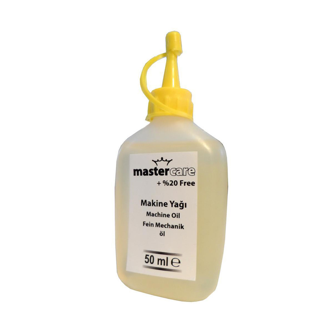 Mastercare 50 ml Makina Yağı