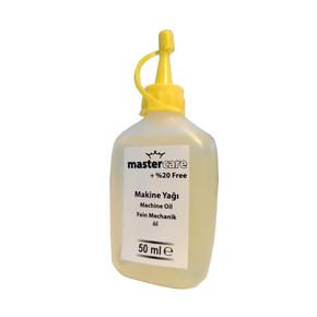 Mastercare 50 ml Makina Yağı