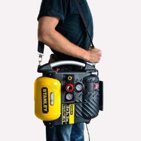 Stanley D200/10/5 5 Lt 1,5Hp 10Bar Yağsız Taşınabilir Kompresör