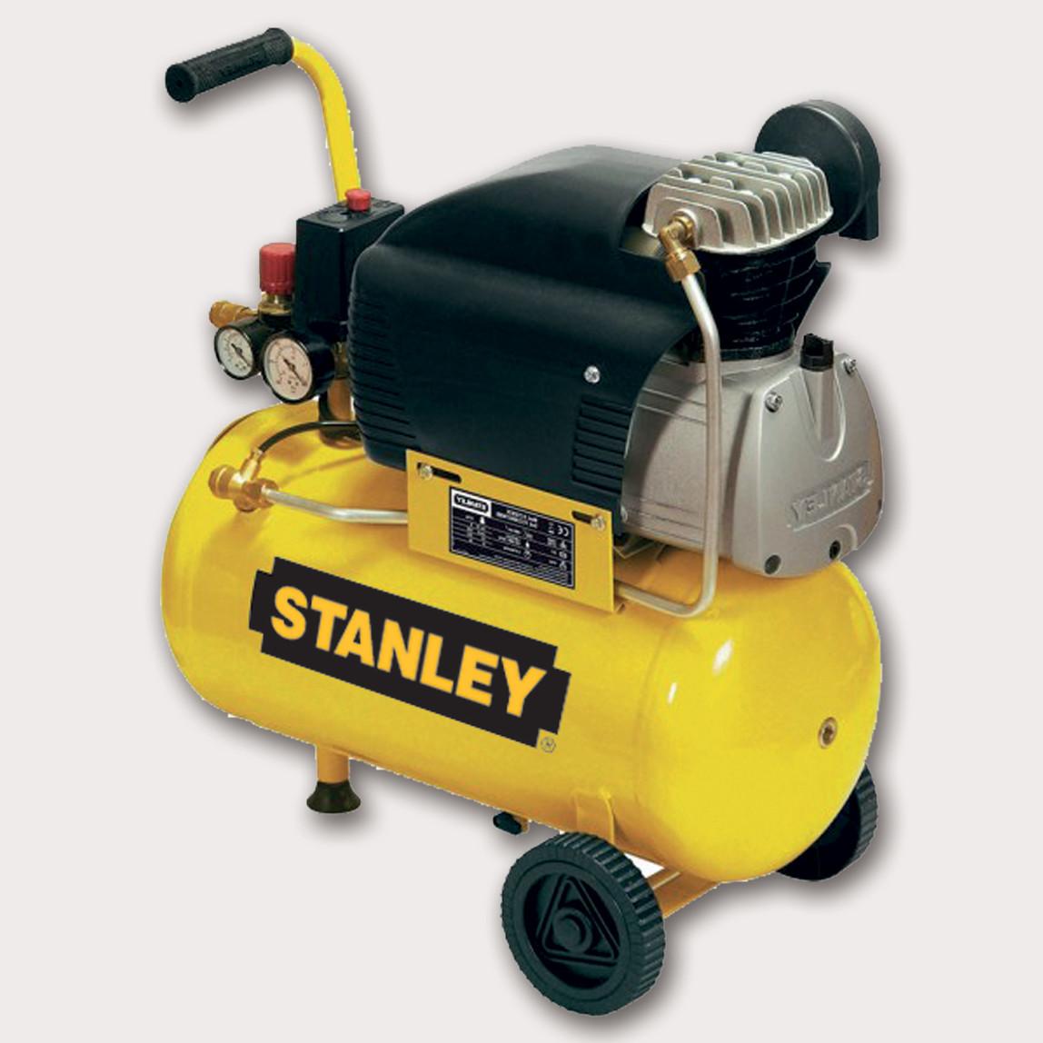 Stanley FCCC404STN005 24 Lt 8 Bar 2Hp Hava Kompresörü