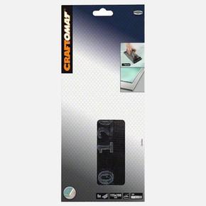 Craftomat -Sanding Screen 115x280 mm P120