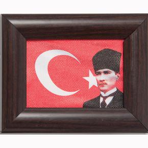 6X9 Atatürk-Bayrak Magnet