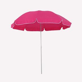 Sunfun Provence II Şemsiye Fuşya