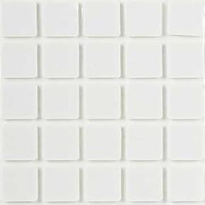 20X20 mm Beyaz, 25'Li KeçeEva