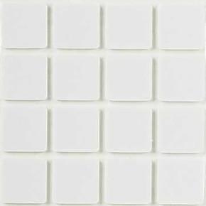 25X25 mm Beyaz, 16'Li Keçe Eva