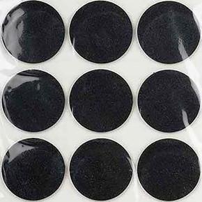 35 mm Siyah, 9'Lu Keçe Eva