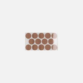 18 mm Tik Yapışkanlı Vida Tapası