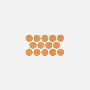 18 mm Akçaağaç Yapışkanlı Vida Tapası
