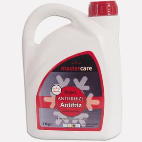 Mastercare -37C Organik Antifrizli Cam Suyu Çeşitli Miktarlarda-Kırmızı